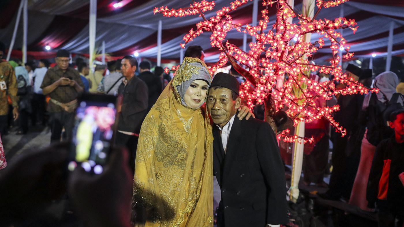 Gifta par byta fruar