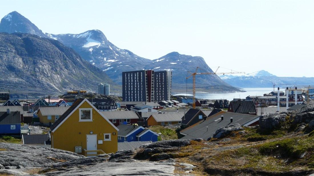 Oljefeber på Grönland | Utrikes | svenska.yle.fi
