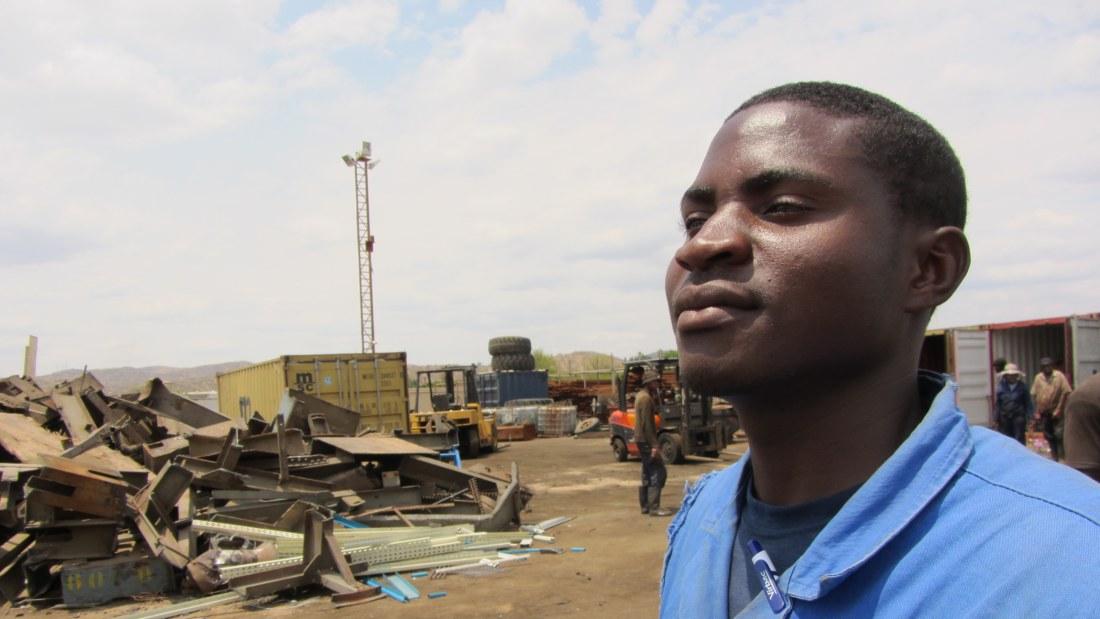 namibia ett land med stora inkomstskillnader utrikes