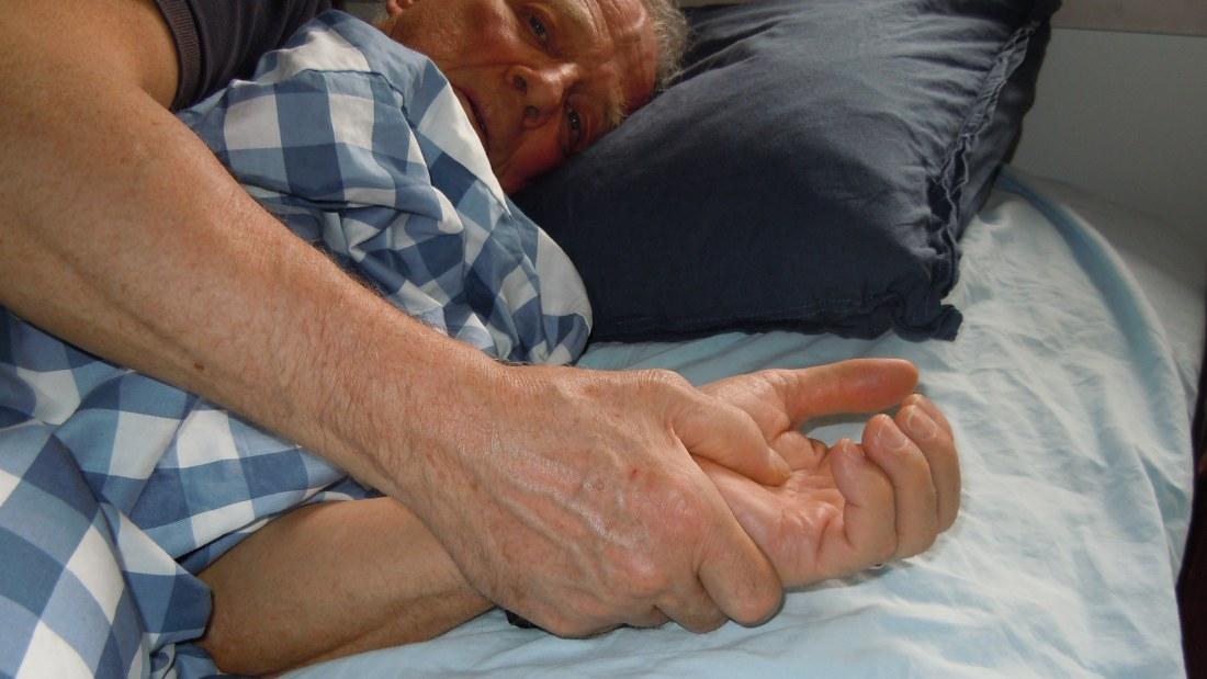 Artros axel behandling