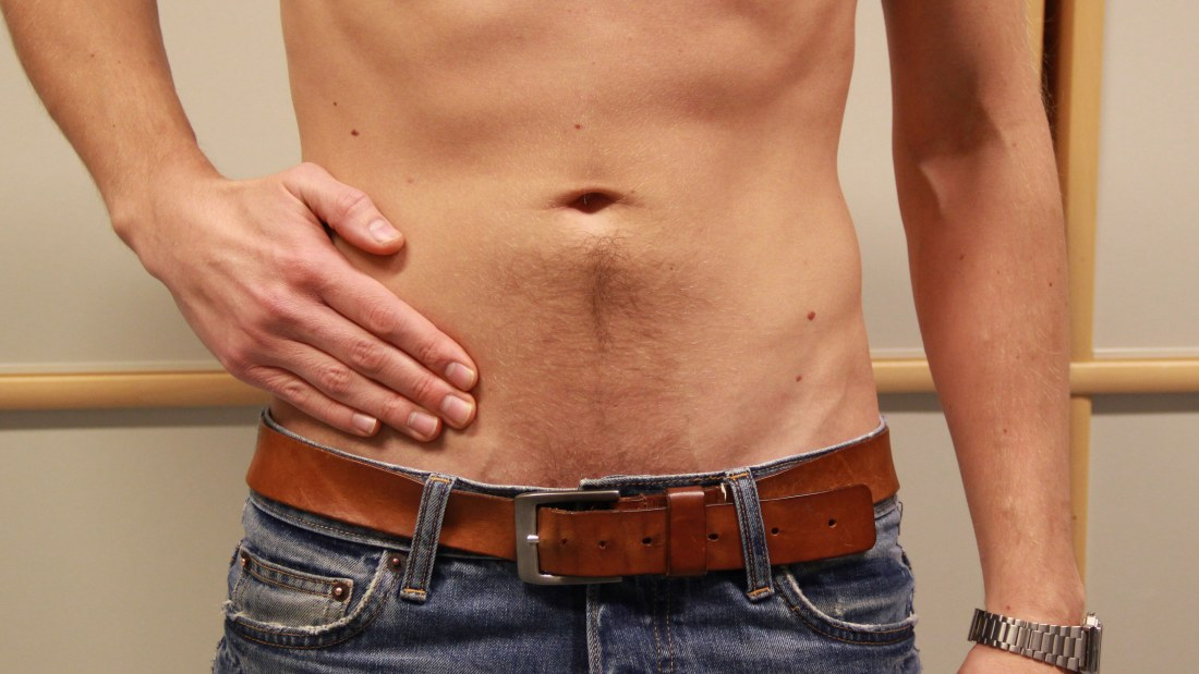 Ont i magen efter operation