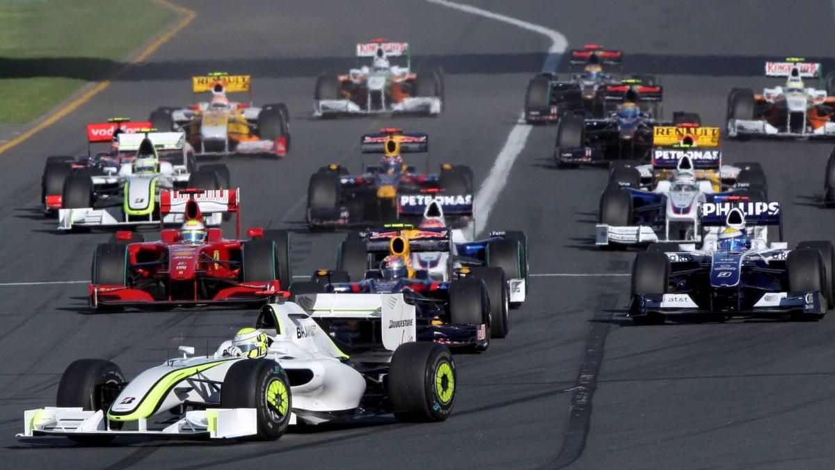 Bmw Sauber 195 164 R Med I F1 Serien 2010 Sport Svenska Yle Fi