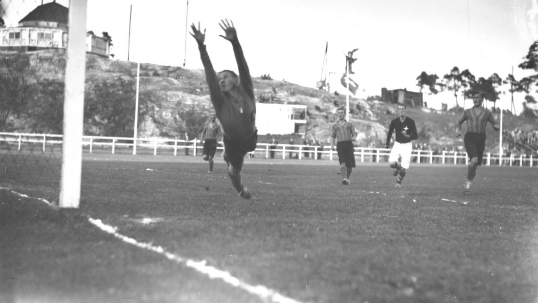 Jalkapallo Historia