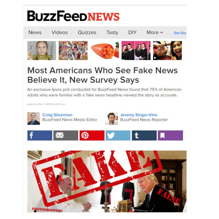 Kuvakaappaus Buzzfeed-sivustolta.