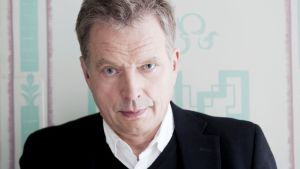 Sauli Niinistö 2011