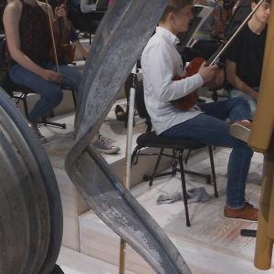 Magnus Lindbergin Kraft.
