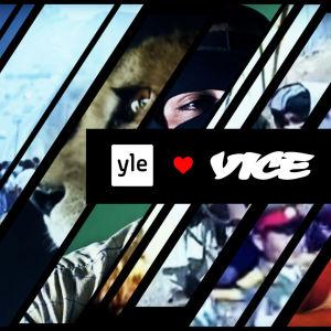 Ylen VICE-sisällön logo