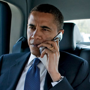 Presidentti Barack Obama