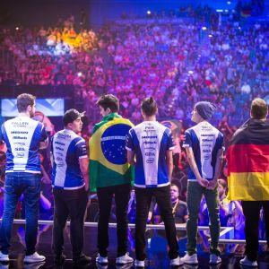 SK Gaming -joukkue ESL One Cologne 2016 -turnauksessa