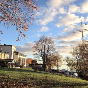Ålands sjöfartsmuseum i Mariehamn
