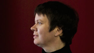 performancekonstnären Annika Tudeer