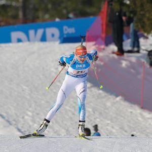 Kaisa Mäkäräinen, VM 2016.