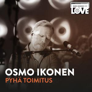 SuomiLOVEn 5. singlen kansi, jossa on Osmo Ikonen