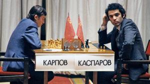 Historia: Karpov - Kasparov, yle tv1