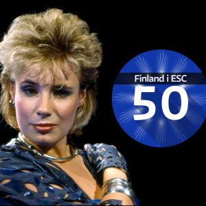 Sonja Lumme i Eurovisionen 1985