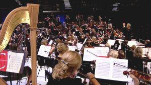 Radion sinfoniaorkesteri ja Hannu Lintu
