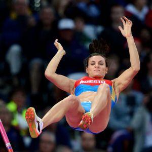 Jelena Isinbajeva, OS 2012.