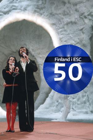 Päivi Paunu och Kim Floor 1972
