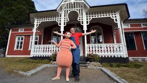 Kocka på! med Michael Björklund och Isa Gris