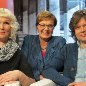 Kirsi Korhonen, Hilla Blomberg, Sami Alho