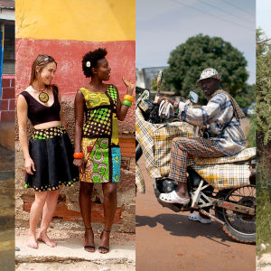 Kollaasi Teeman #afrikkakuva-kisan voittajista
