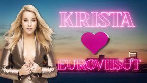 Krista Loves Euroviisut -kuva.