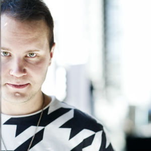 Toimittaja Antti Pikkanen