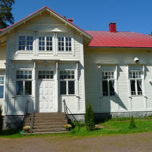 Midgård på Emsalö.