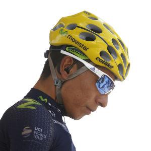 Nairo Quintana missar OS.