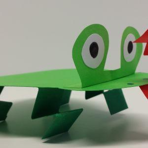 Askarrellaan: Wiivin sammakko