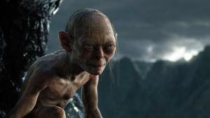 Taru sormusten herrasta: Kuninkaan paluu (12)  Kuvassa Klonkku (Andy Serkis).