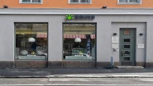 Anvias butik På Stora Långgatan i Vasa.