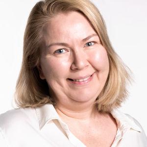 Tuija Aalto är chef för omvärldsanalys och sociala medier på Yle