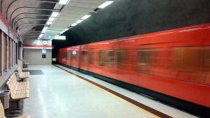 Metrotåg