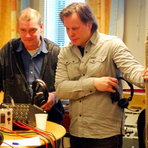 Hans Axelsson och Jan Jacobson