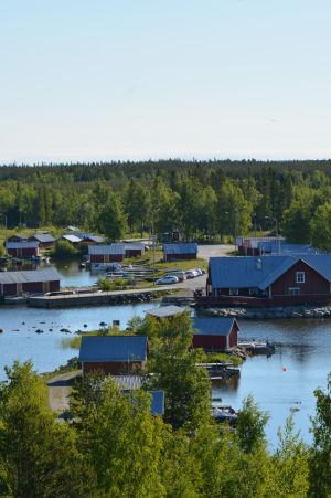 Kvarkens världsnaturarv i Björkö i Korsholm