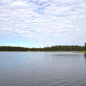 Farled utanför Björköby, Korsholm.