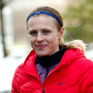 800-meterslöparen Julia Stepanova.