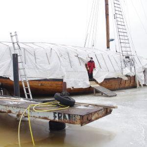 Båten Alexandra