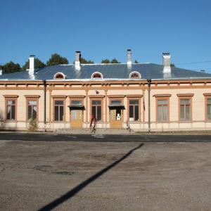 Borgå gamla järnvägsstation
