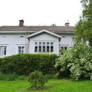 Norrkulla gårds karaktärshus i Sibbo.