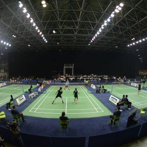 Badmintonplan i OS i Rio.