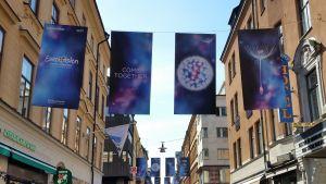 Stockholm under Eurovisionen 2016