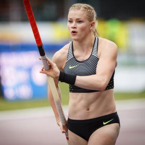 Wilma Murto, Paavo Nurmi Games 2016.