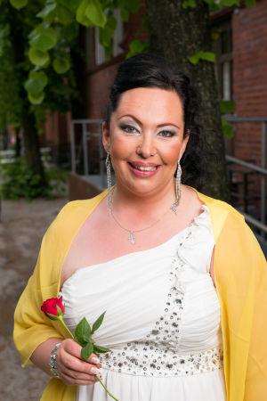 Jonna Ortju Tangomarkkinat 2016 -kilpailija.