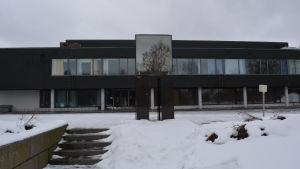 Den gamla Handelsskolan i Jakobstad är ett alternativ till Språkbadsskola