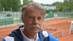 Johan Skogman, Åbo Lawn-Tennis Klubb.