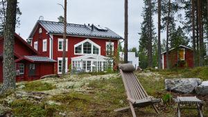Bostadsmässa i Seinäjoki.