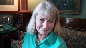 Harriet Nyholm-Pasternak