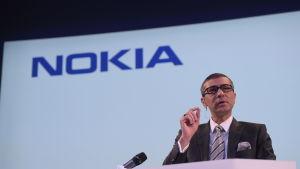 Nokias vd Rajeev Suri.
